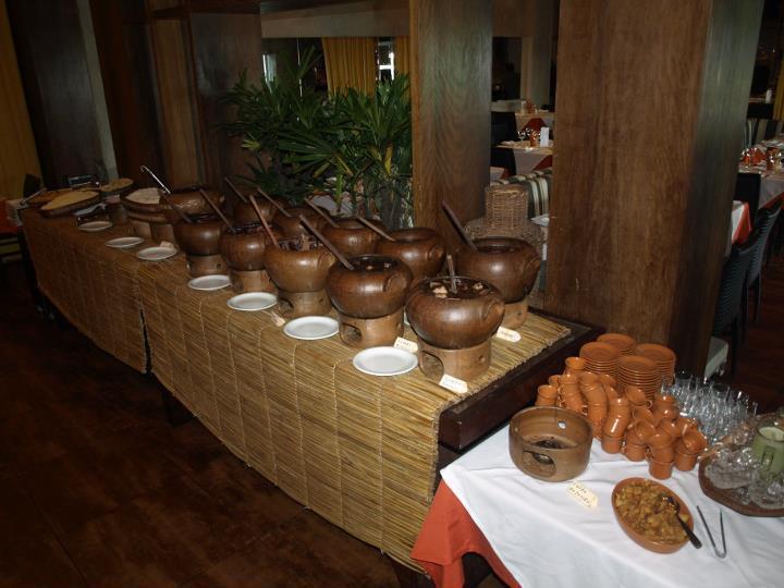 Restaurante Ferreiro Grill Aracaju - Buffet de Feijoada