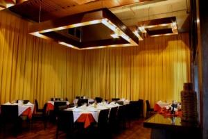 Interior do Restaurante Ferreiro Grill Aracaju